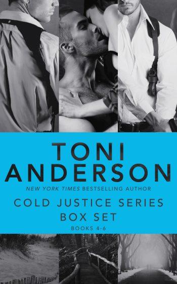 COLD JUSTICE Box Set No. 2 by Toni Anderson