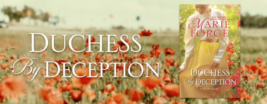DUCHESS BY DECEPTION Blog Tour