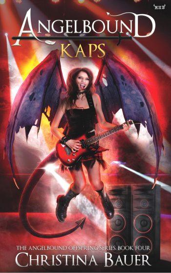 KAPS (Angelbound Offspring #3) by Christina Bauer
