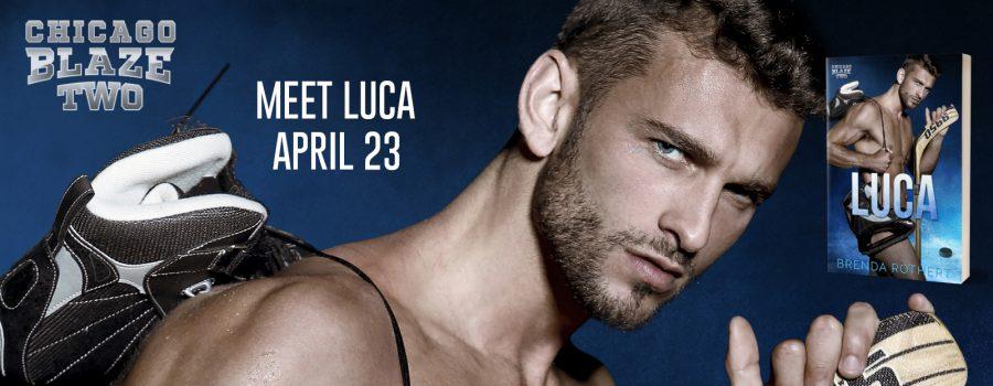 LUCA Cover Reveal