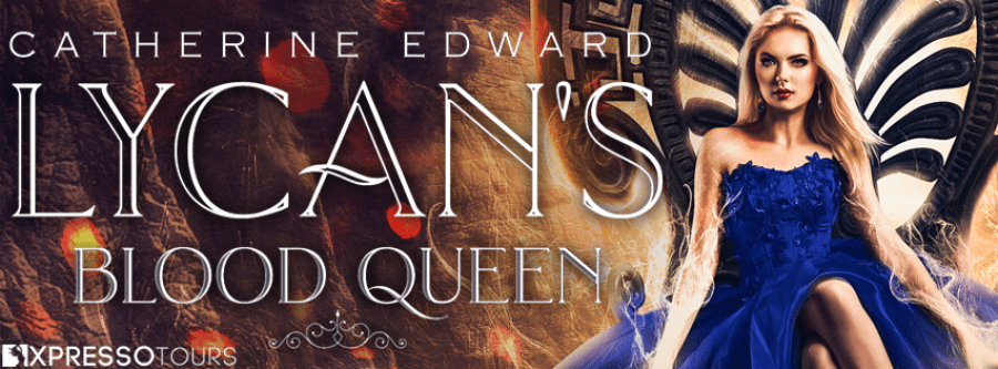LYCAN'S BLOOD QUEEN Cover Reveal