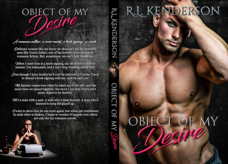 OBJECT OF MY DESIRE by R.L. Kenderson (Full Cover)