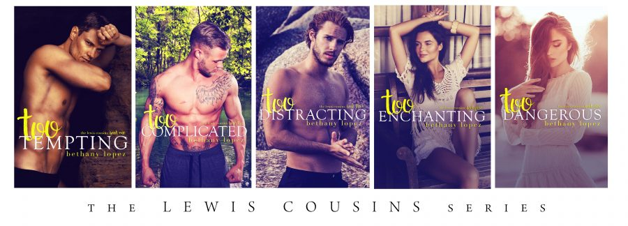 The Lewis Cousins Series