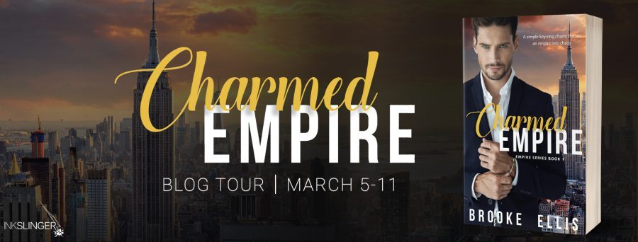 CHARMED EMPIRE Blog Tour