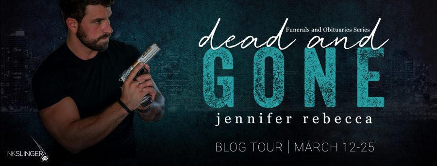 DEAD AND GONE Blog Tour
