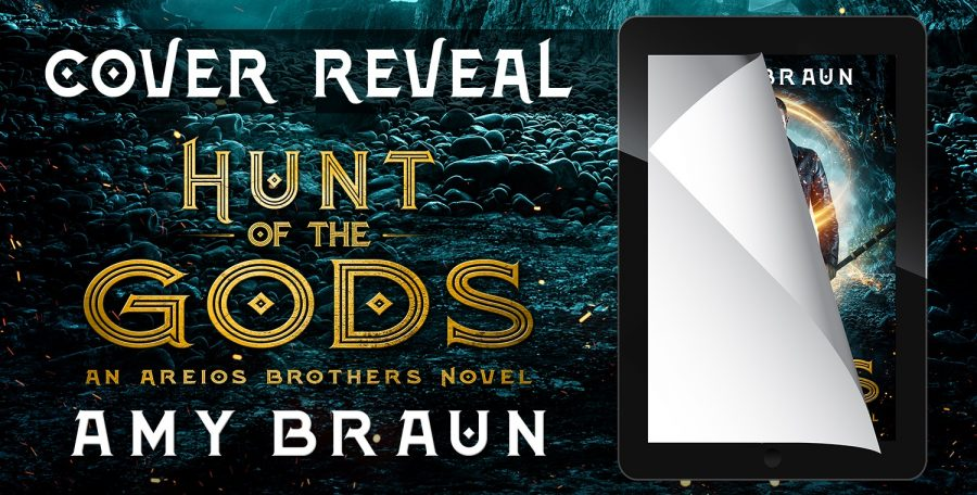 HUNT OF THE GODS Cover Reveal