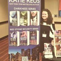 Author Katie Reus