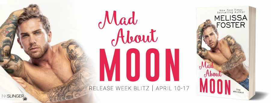 MAD ABOUT MOON Release Blitz