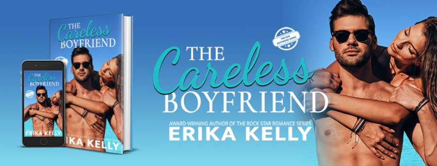 THE CARELESS BOYFRIEND Book Release