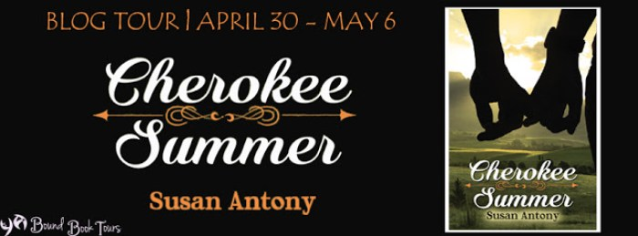 CHEROKEE SUMMER Blog Tour