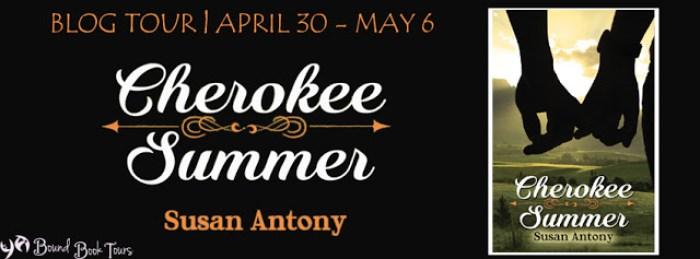 CHEROKEE SUMMER Blog Tour