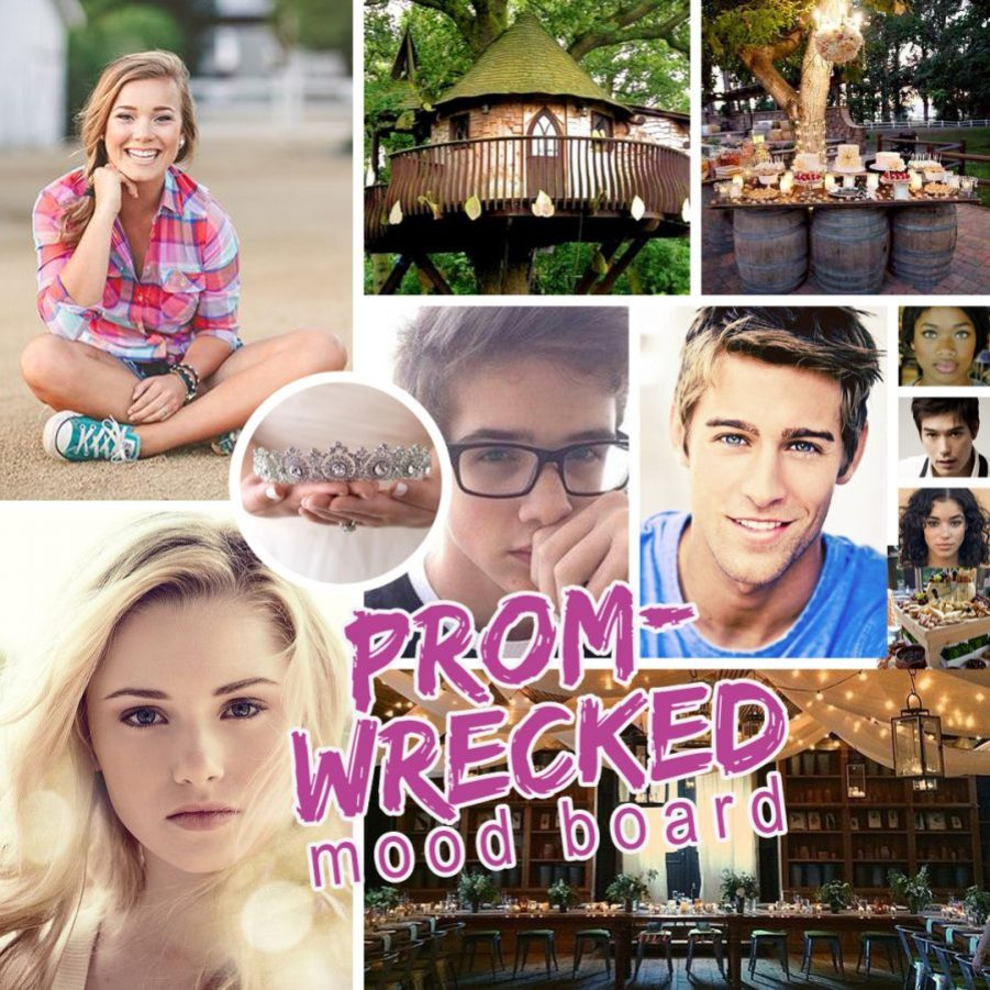 PROM-WRECKED Mood Board
