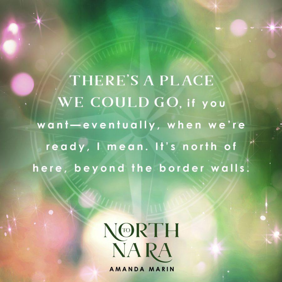 NORTH TO NARA Teaser