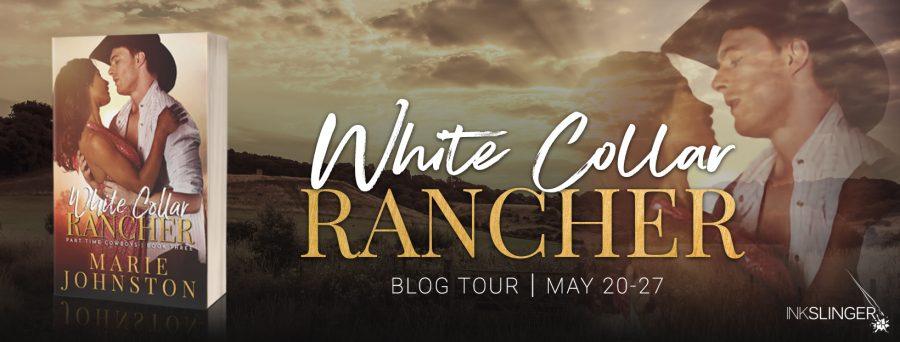 WHITE COLLAR RANCHER Blog Tour