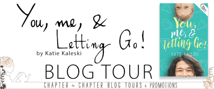 YOU, ME AND LETTING GO Blog Tour