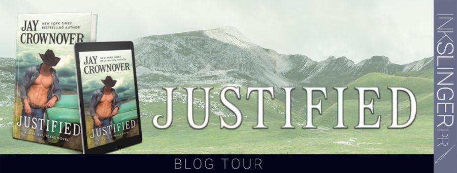 JUSTIFIED Blog Tour