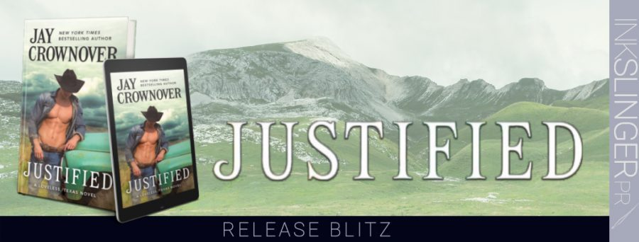 JUSTIFIED Release Day
