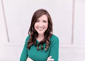 Author Tori Kron