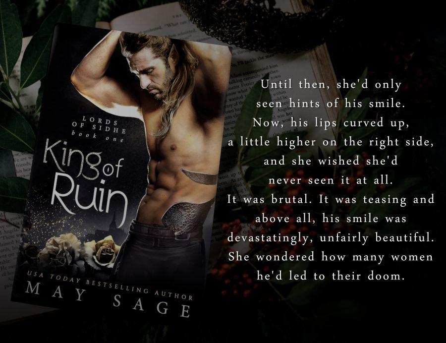 KING OF RUIN Teaser
