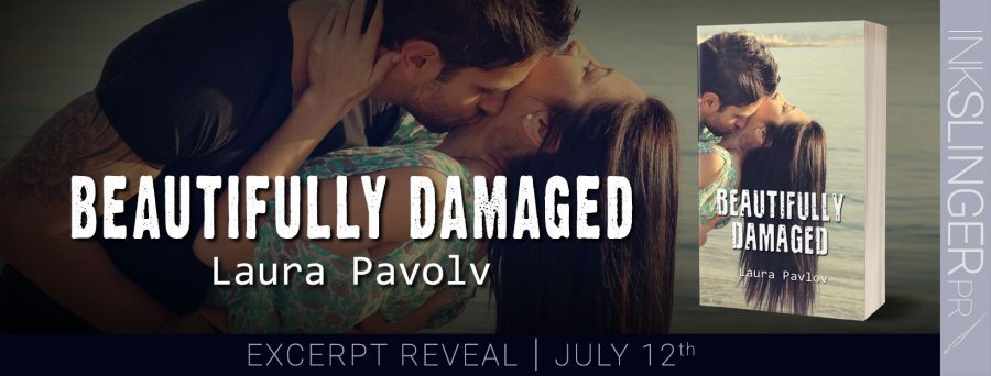 BEAUTIFULLY DAMAGED Excerpt Reveal
