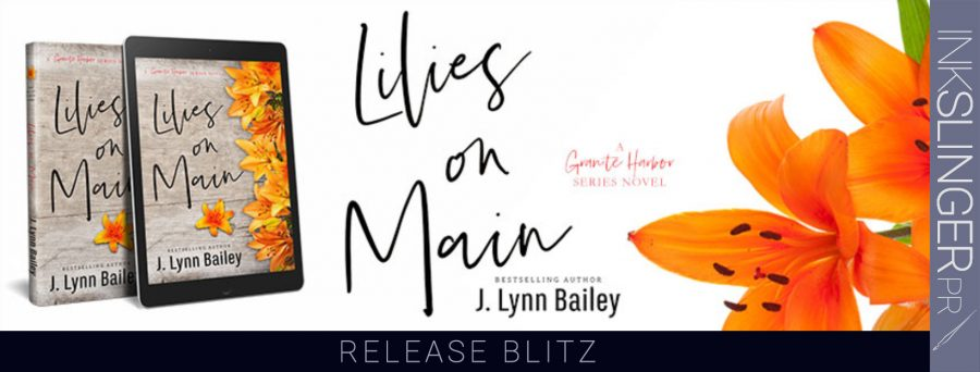 LILIES ON MAIN Release Day