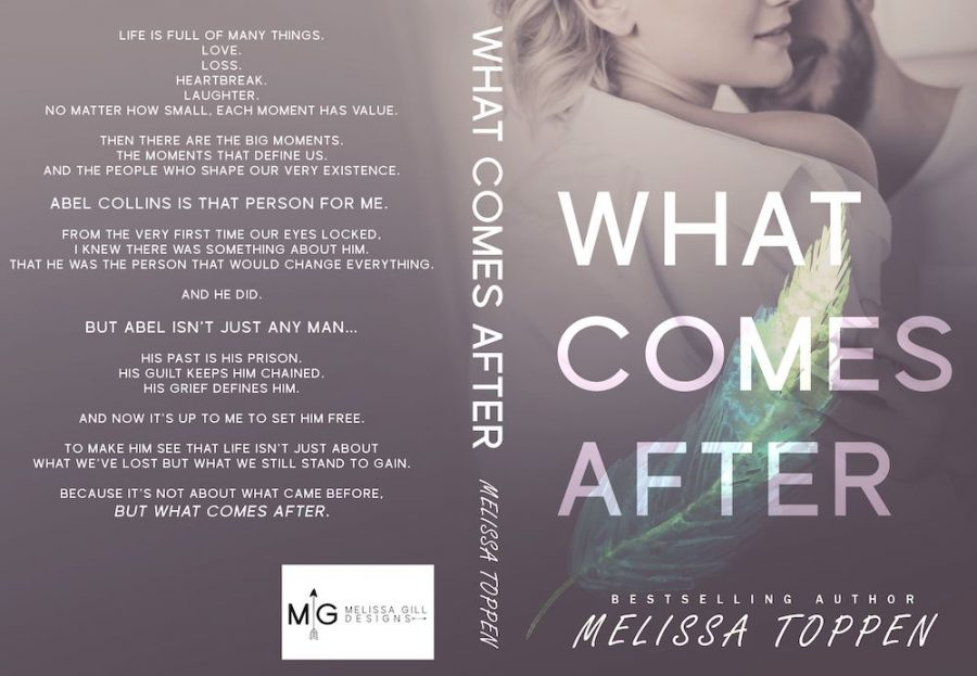 WHAT COMES AFTER by Melissa Toppen (Full Cover)