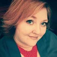 Author April Anderton