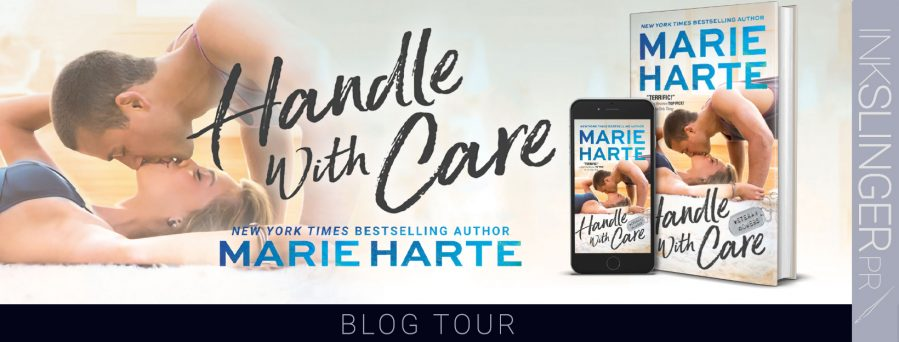 HANDLE WITH CARE Blog Tour