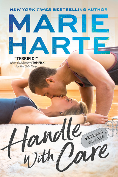 HANDLE WITH CARE (Veteran Movers #3) by Marie Harte