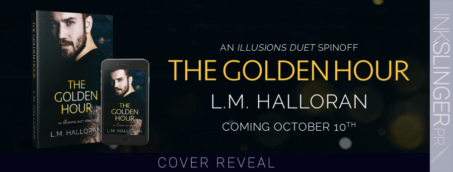 THE GOLDEN HOUR Cover Reveal