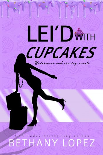 LEI'D WITH CUPCAKES (Cupcake #3) by Bethany Lopez