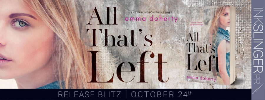 ALL THAT'S LEFT Release Day