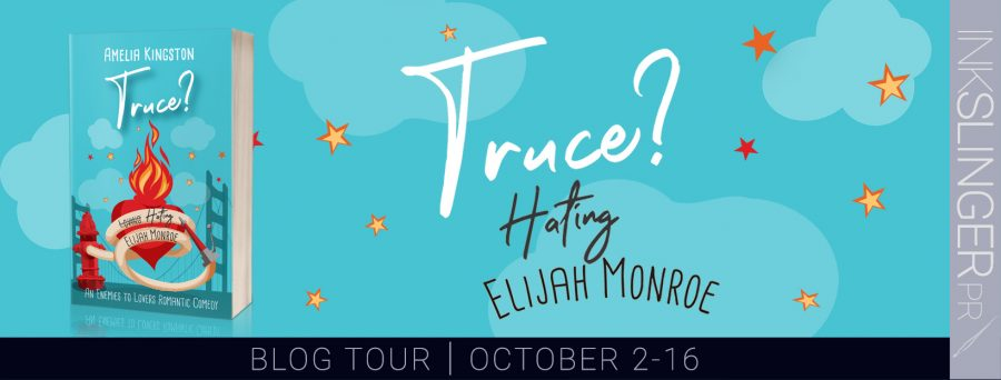 TRUCE? HATING ELIJAH MONROE Blog Tour
