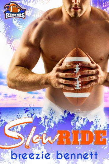 SLOW RIDE (South Florida Riders #2) by Breezie Bennett