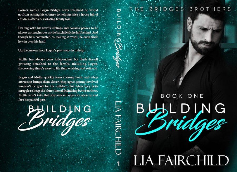 BUILDING BRIDGES (Bridges Brothers #1) by Lia Fairchild (Full Cover)