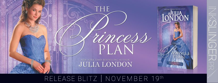 THE PRINCESS PLAN Release Day