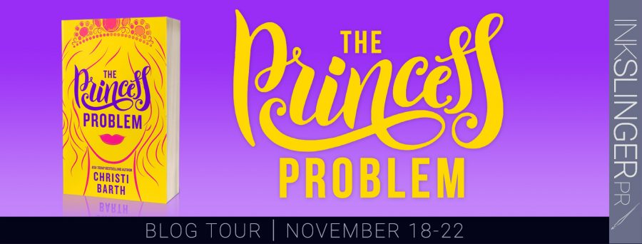 THE PRINCESS PROBLEM Blog Tour