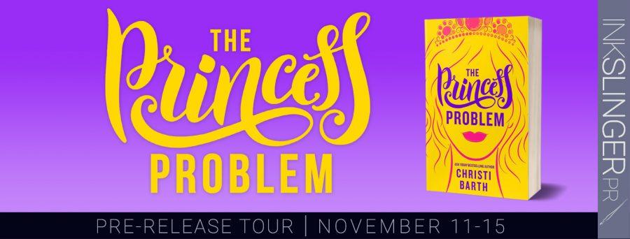 THE PRINCESS PROBLEM Preorder Blog Tour