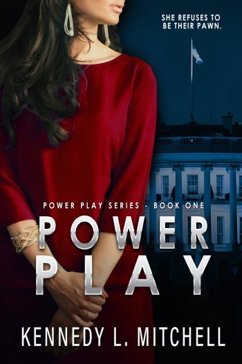POWER PLAY (Power Play #1) by Kennedy L. Mitchell