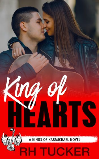 KING OF HEARTS (Kings of Karmichael #1) by R.H. Tucker