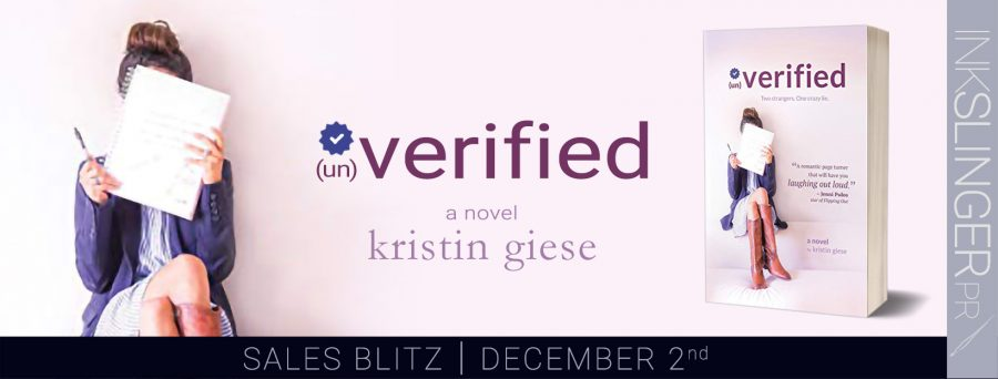 UNVERIFIED Book Blitz