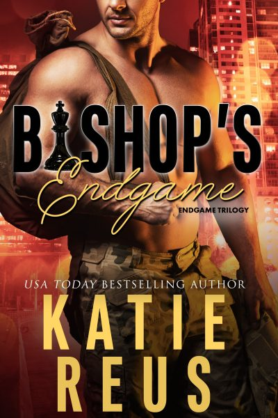 BISHOP'S ENDGAME (Endgame Trilogy #3) by Katie Reus