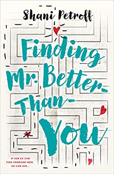 FINDING MR. BETTER-THAN-YOU by Shani Petroff