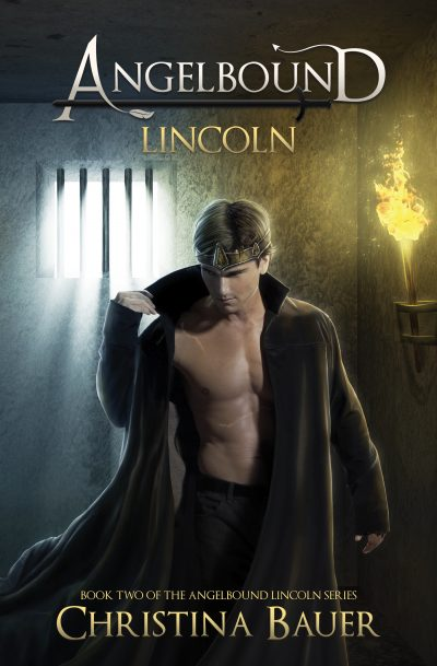 LINCOLN (Angelbound Lincoln # 2) by Christina Bauer