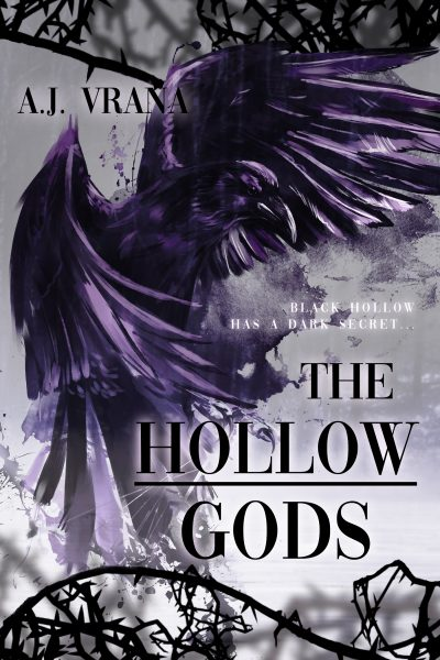 THE HOLLOW GODS (The Chaos Cycle #1) by A.J. Vrana