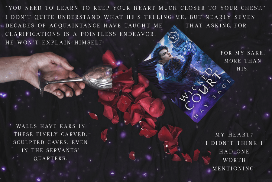 WICKED COURT Teaser Excerpt