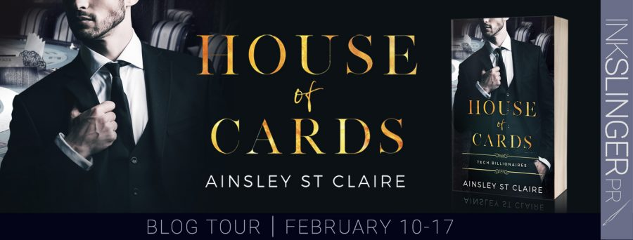 HOUSE OF CARDS Blog Tour