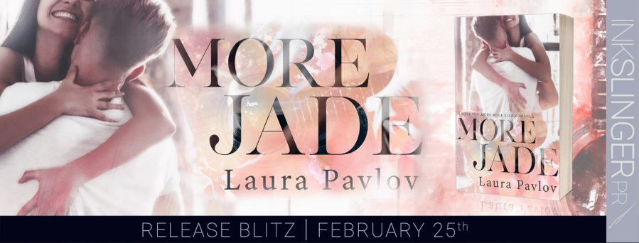 MORE JADE Release Day