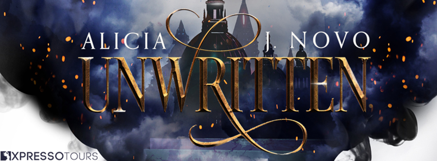 INtense Publications and author Alicia J. Novo are revealing the cover to UNWRITTEN, the first book in the young adult fantasy series, The Zweeshen Chronicles, releasing November 14, 2020