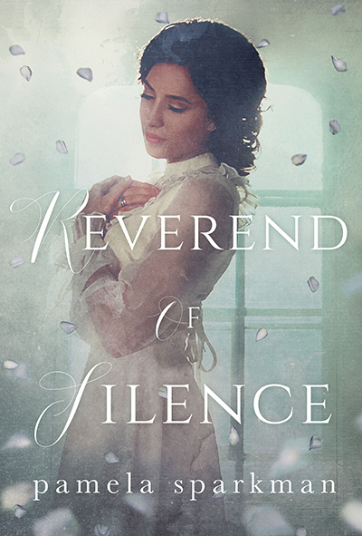 Cover for REVEREND OF SILENCE, a stand-alone young adult, coming-of-age historical romance, by Pamela Sparkman